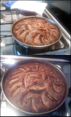 Torta Mele Manu